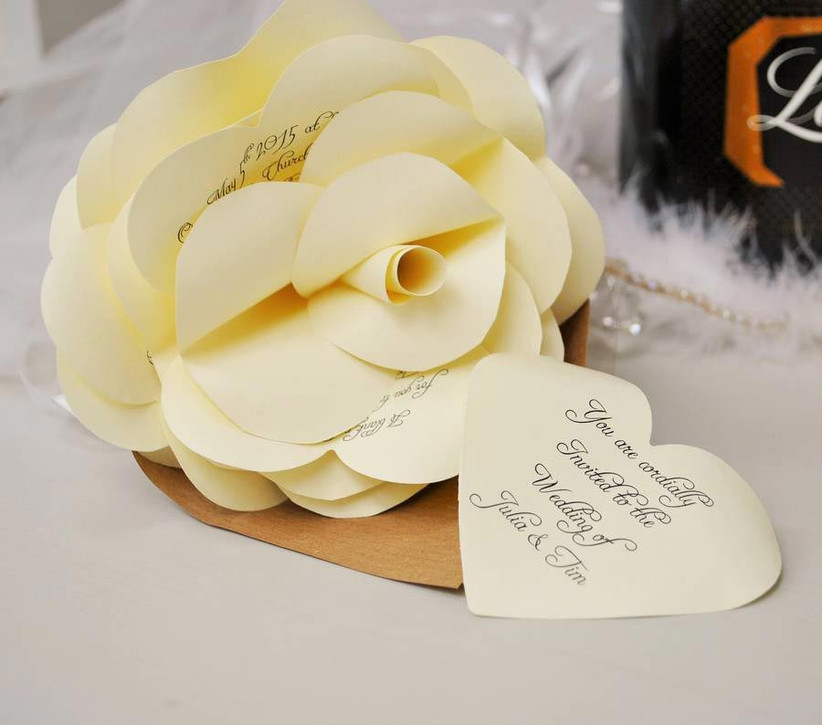 paper-rose-style-alternative-wedding-invitation
