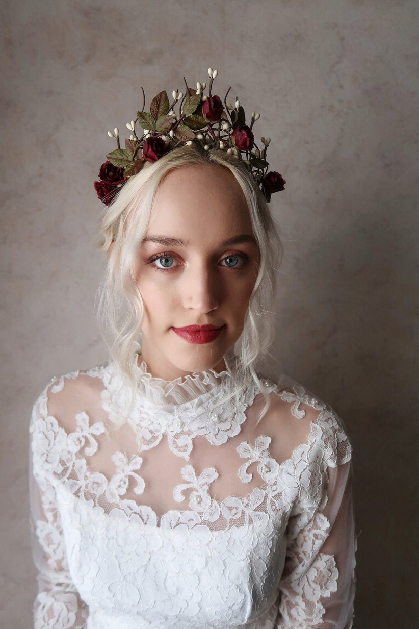 Flower Crown Ideas 22