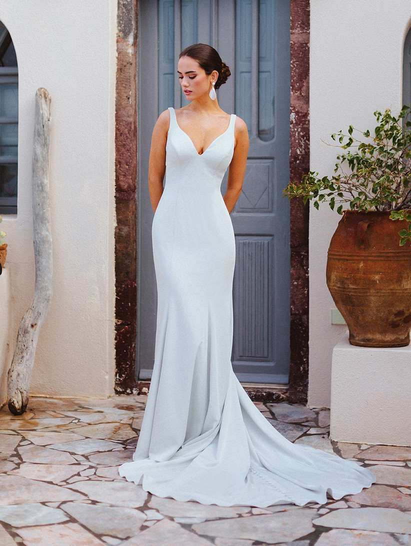 50 Of The Best Simple Wedding Dresses For 2020 2021