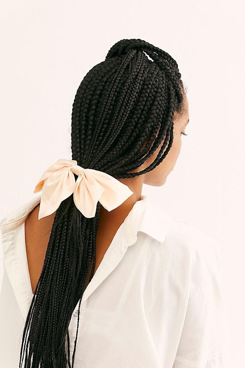Black wedding hairstyles 33