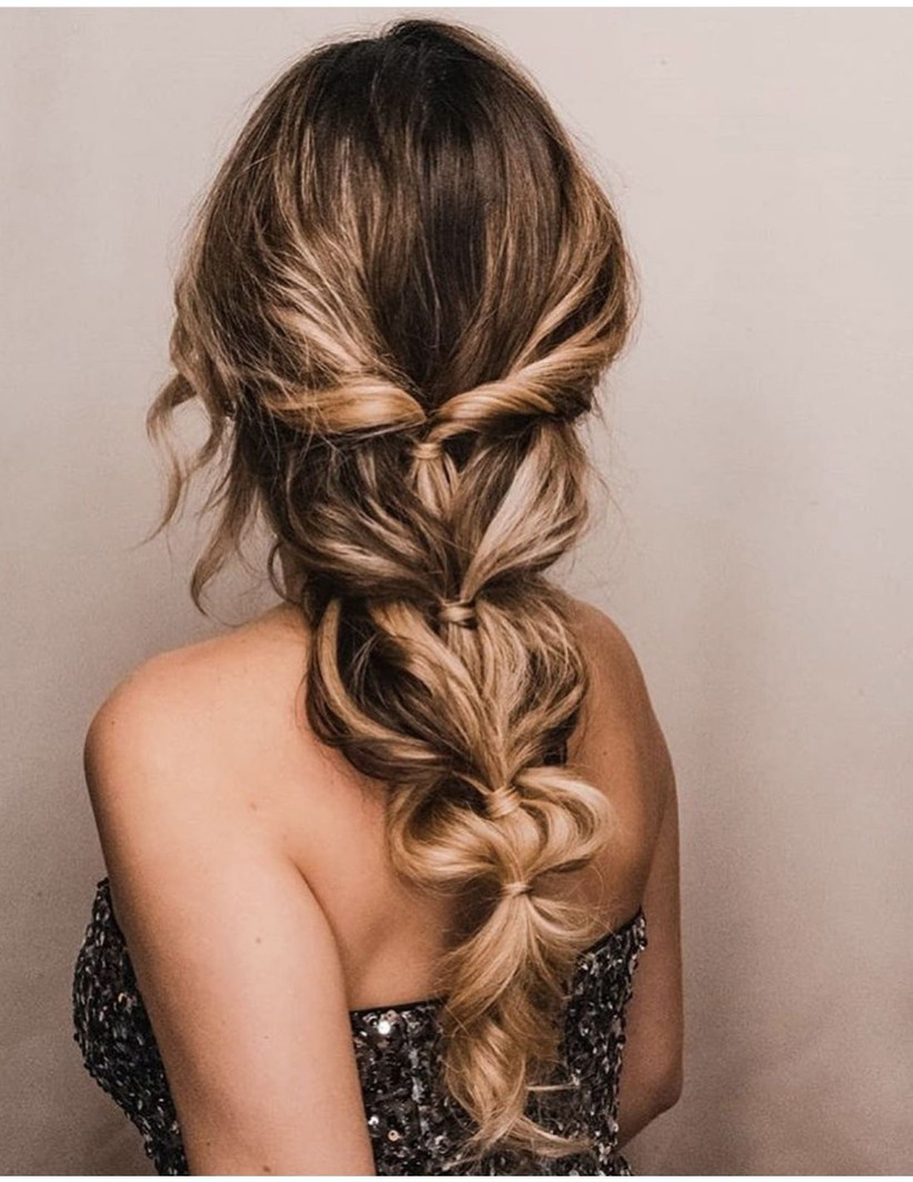 Best wedding hairstyles for long hair 51