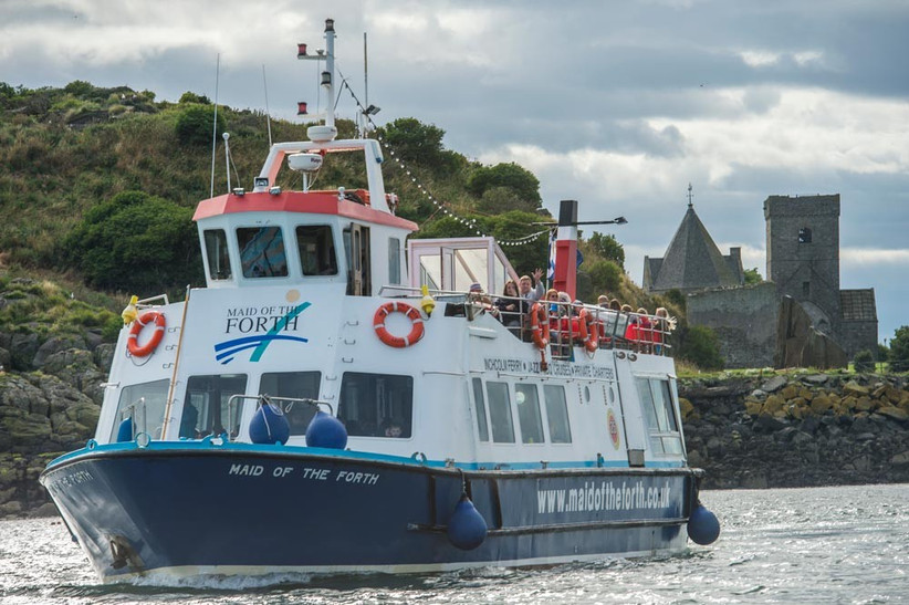 wedding-boat-maid-of-the-forth