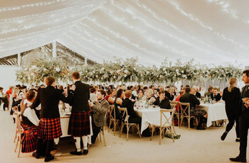 23 of the Best Marquee Wedding Venues to Hire in the UK