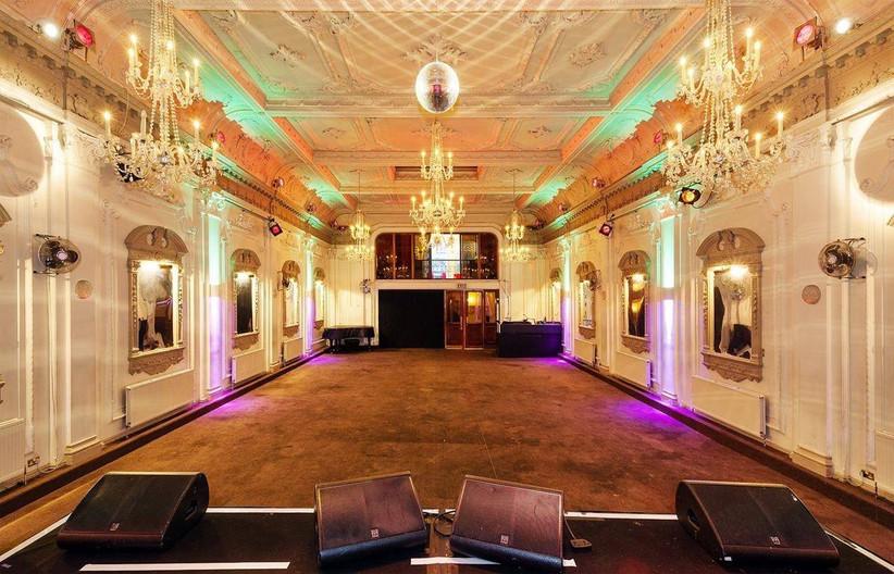Cheap London wedding venue hall