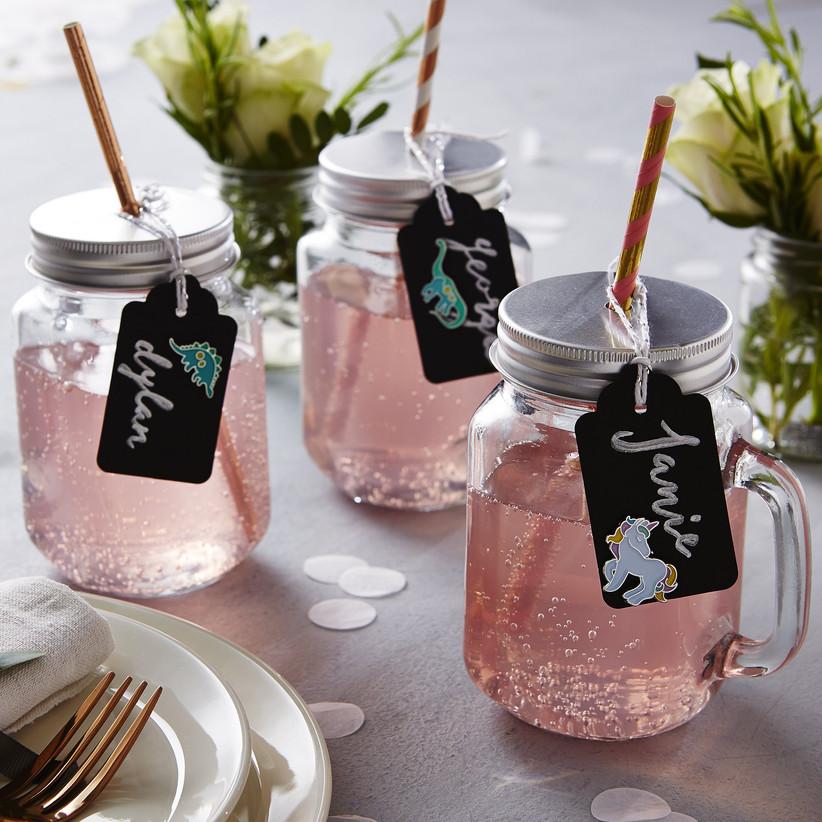 Charity Wedding Favours - unicorn pins