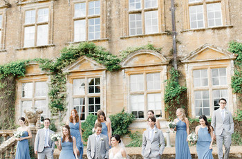 23 Bridgerton-Inspired Wedding Ideas That Would Get Lady Whistledown's Approval