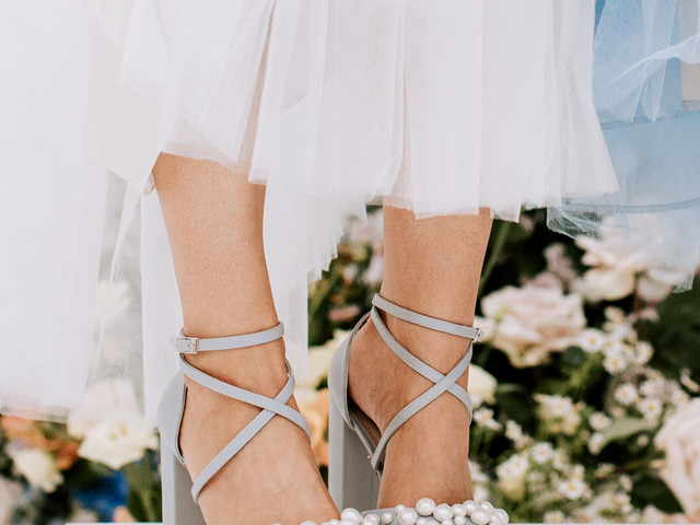 Something Blue: 35 of the Best Blue Wedding Shoes