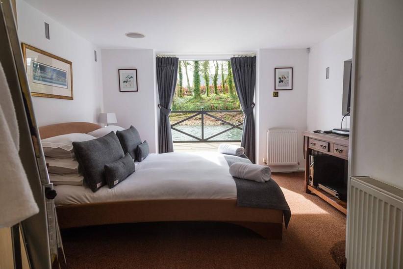 River side bedroom