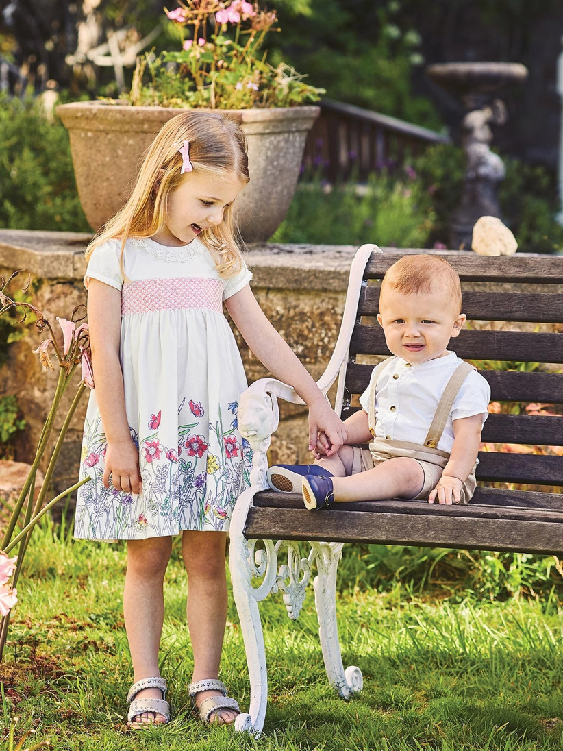 Baby Wedding Outfits