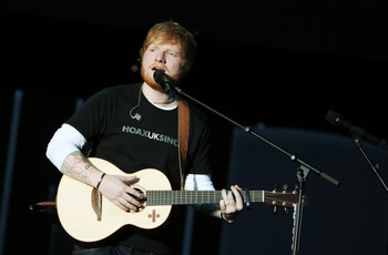 20 Ed Sheeran Love Songs You Need at Your Wedding