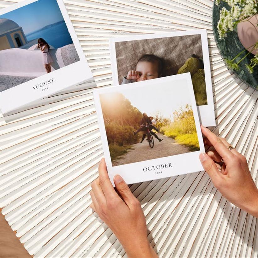 Hardback photo book