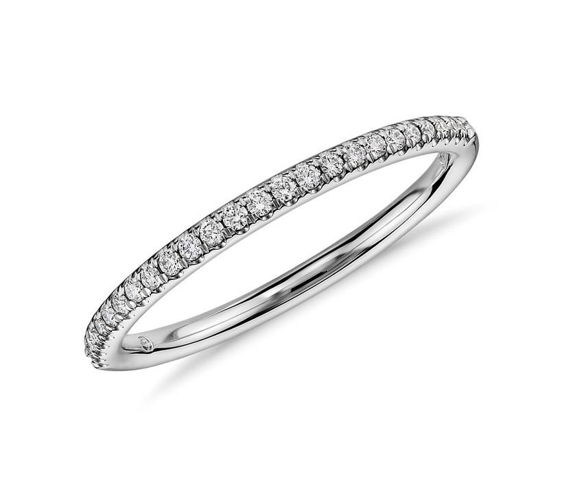 Diamond Micropavé Ring