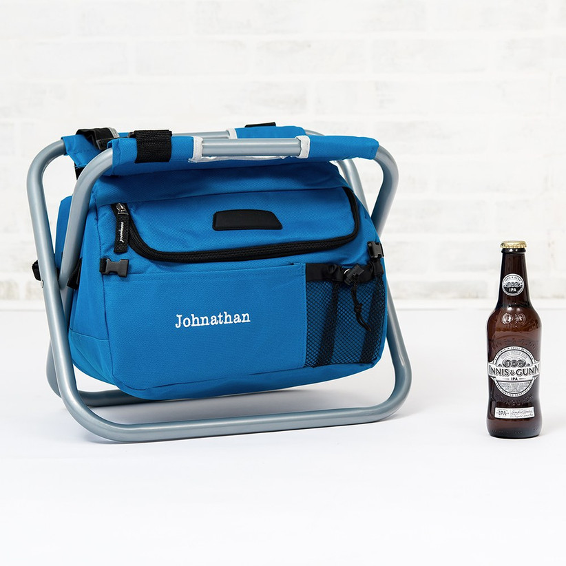 Personalised cooler camping chair