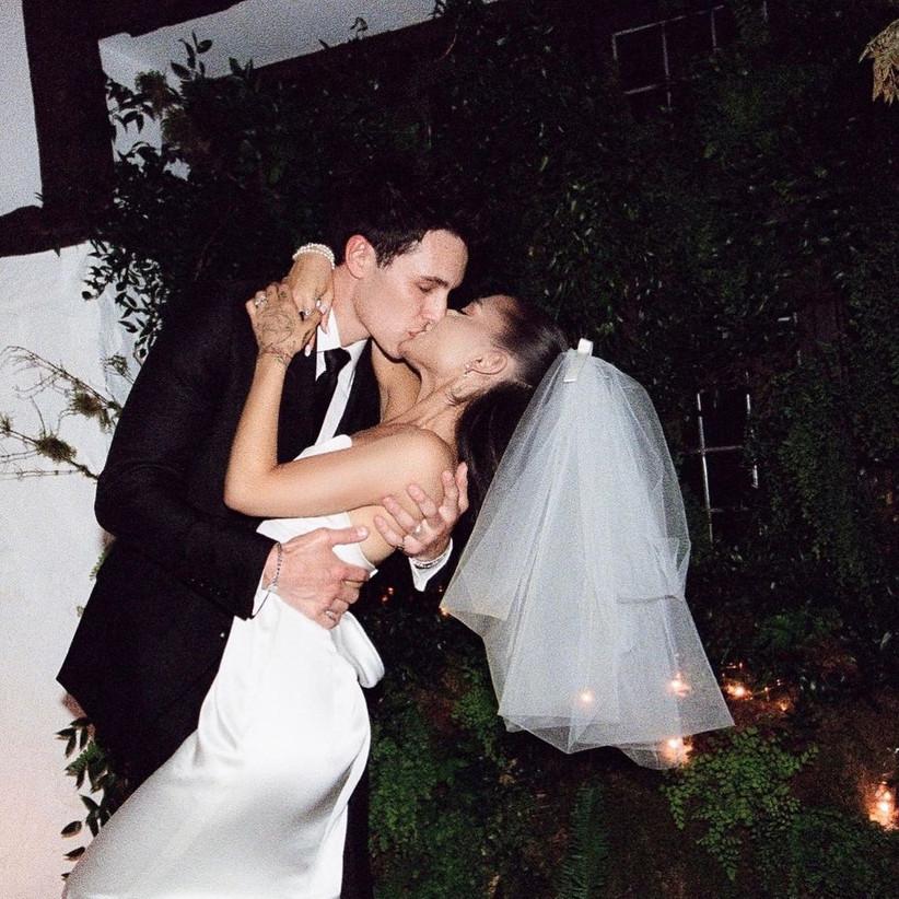 Ariana Grande's intimate minimony wedding