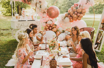 How to Plan & Host a Bridal Shower: Etiquette, Themes & Ideas