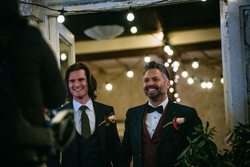 Daniel and Matt