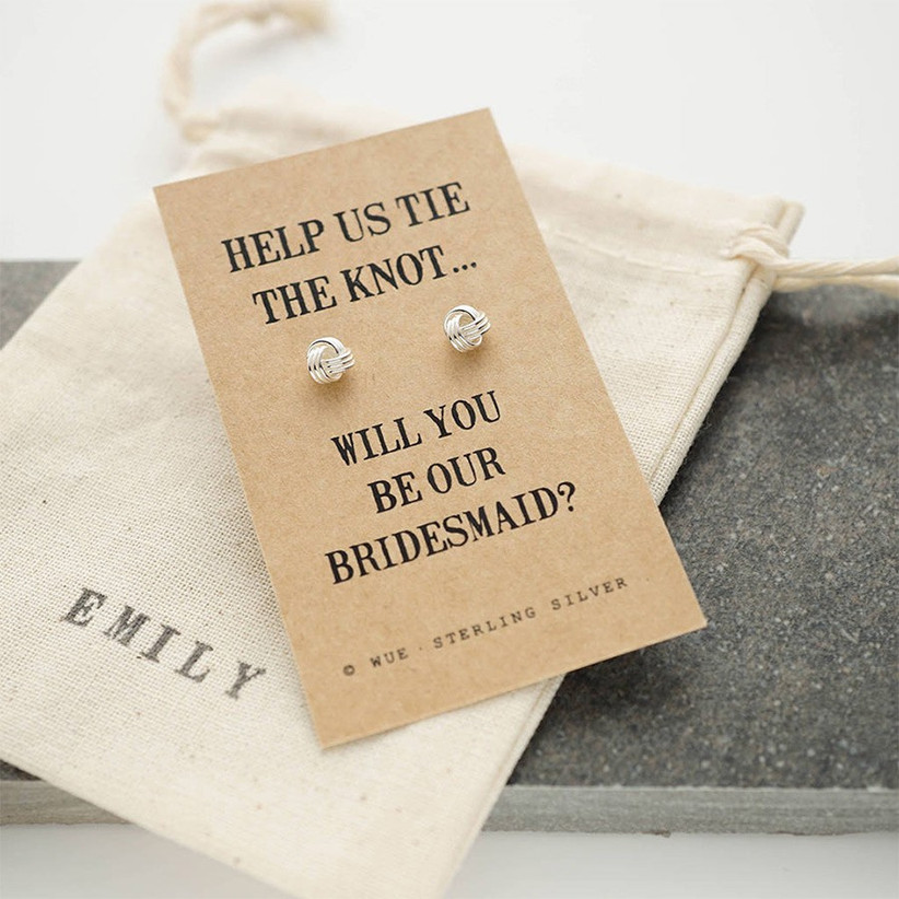 Will You Be My Bridesmaid 24 Ways To Pop The Question Hitched Co Uk