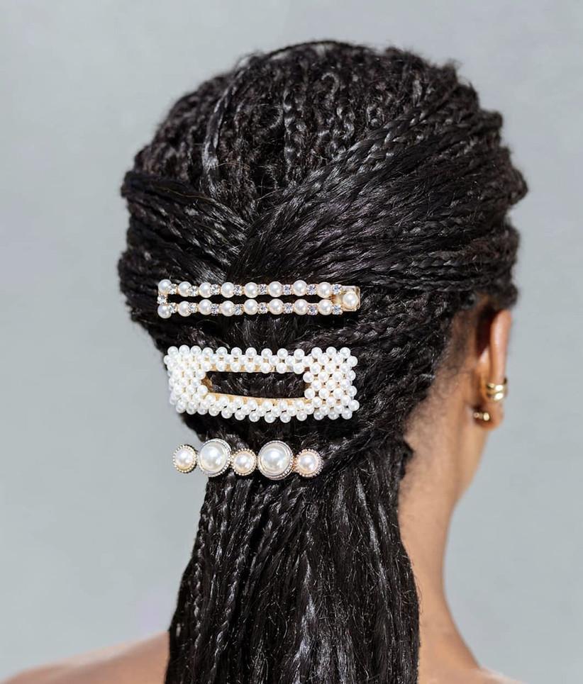 Bridesmaids hairstyles 44
