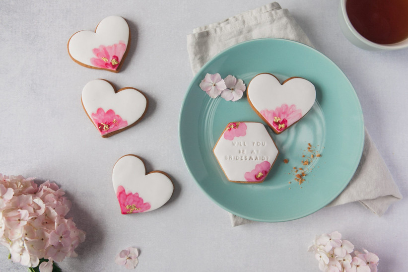 Will You Be My Bridesmaid Biscuit Gift Set_NOTHS