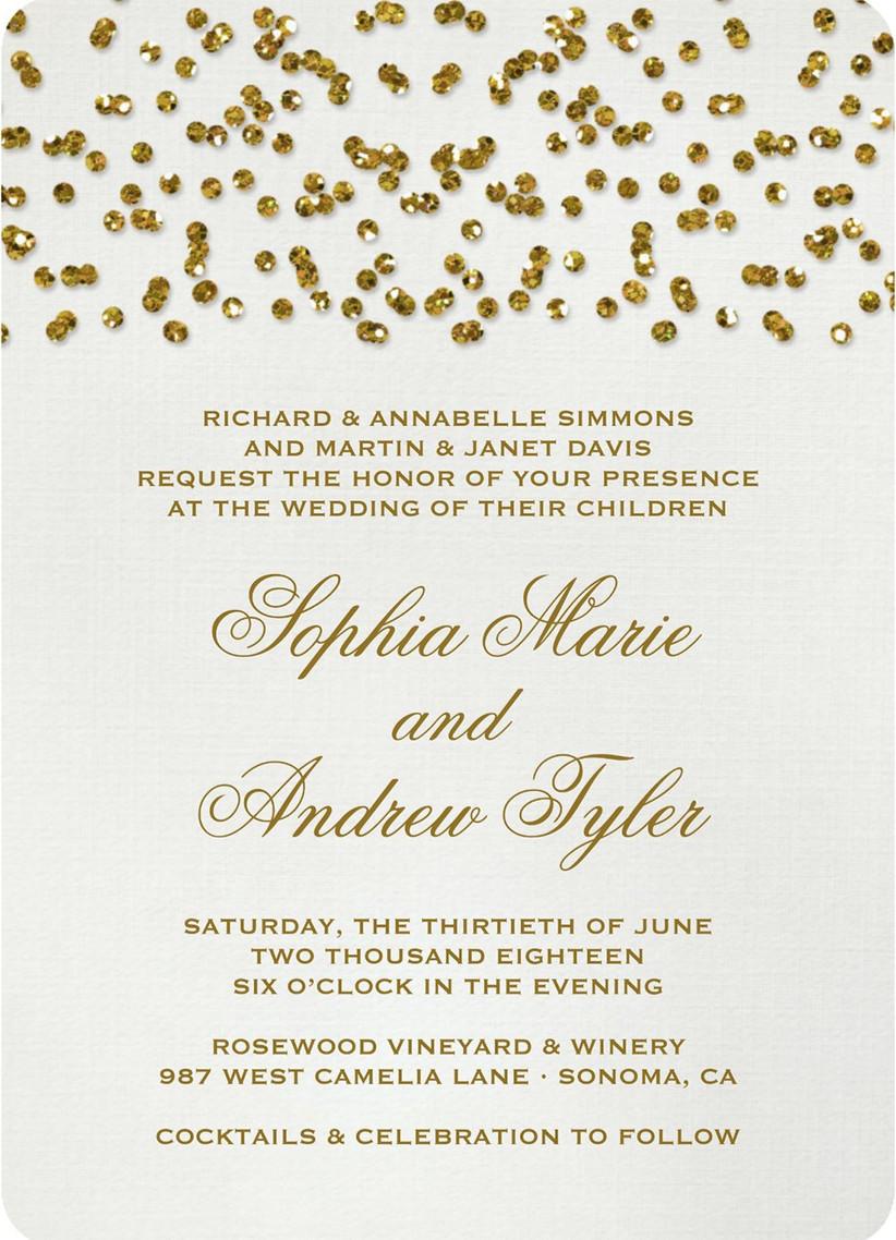 zazzle-gold-and-white-invitations
