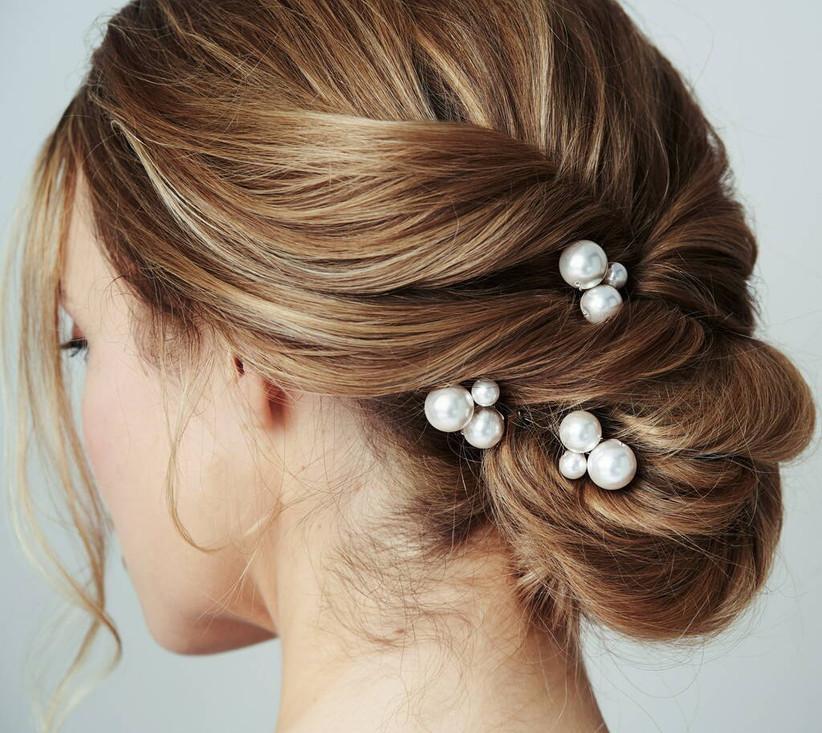 Wedding hair updo ideas 1
