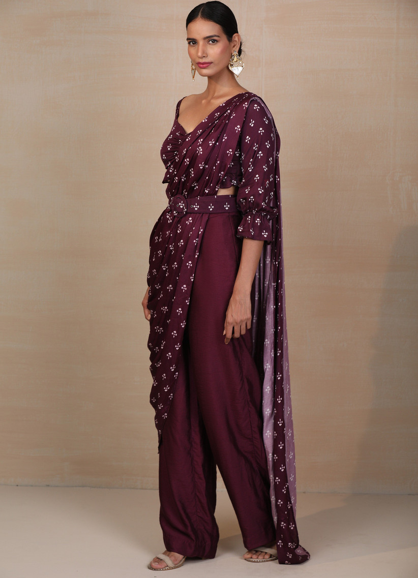 Indian wedding guest outfit 8