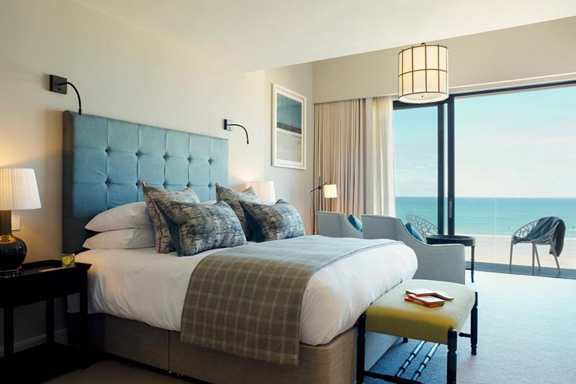 Carbis Bay bedroom