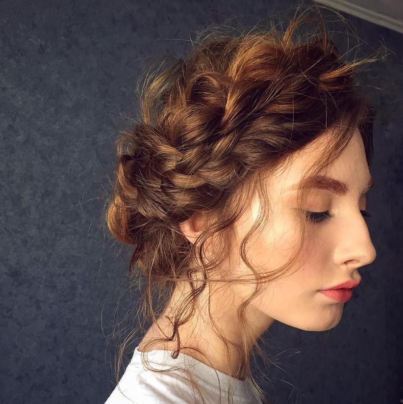 Bridesmaids hairstyles 8