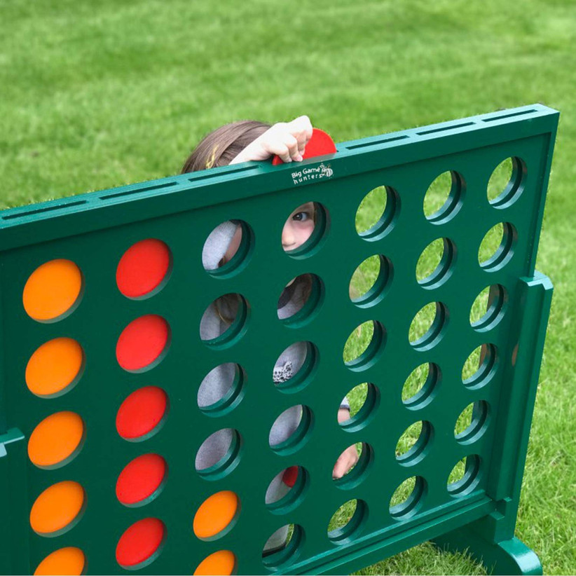garden games giant connect four
