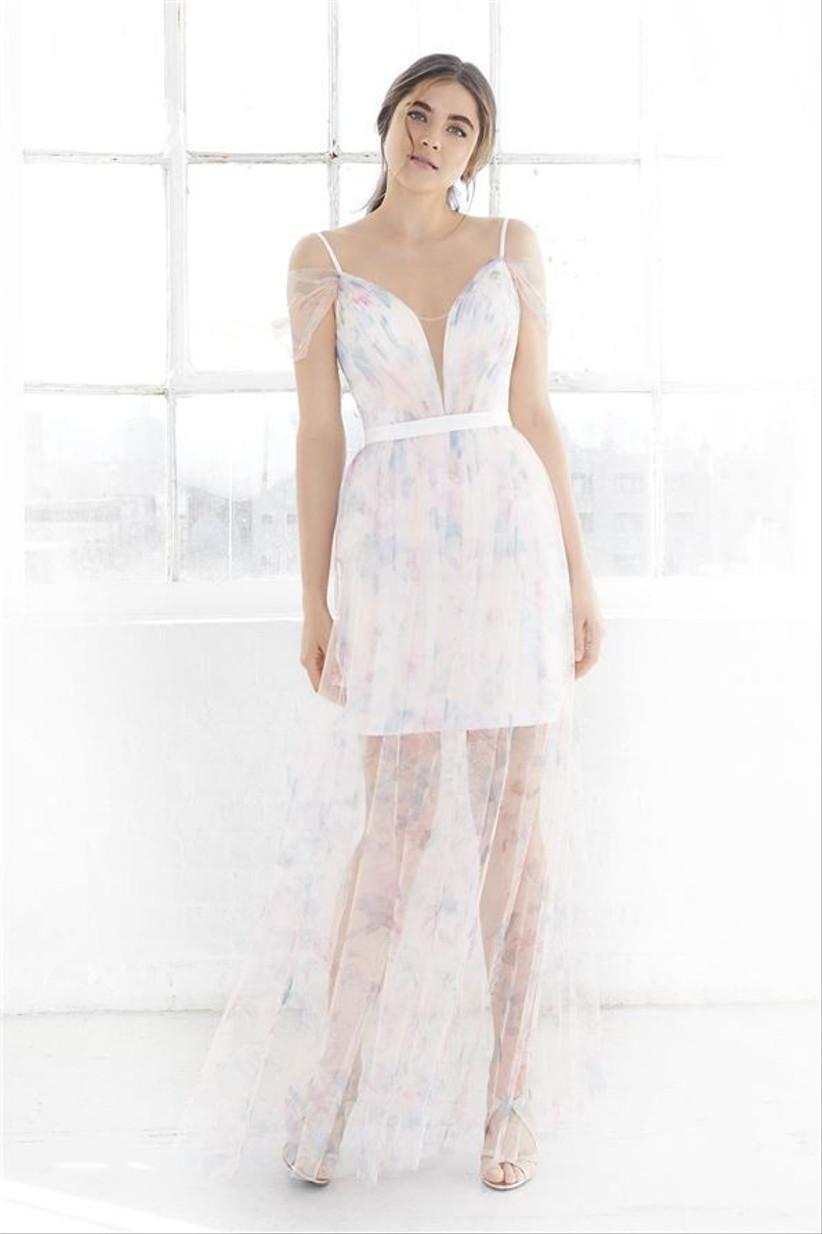 boho bridesmaid dresses
