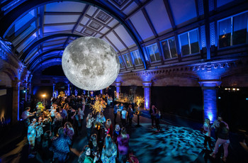You Can Now Get Married Under the Moon!