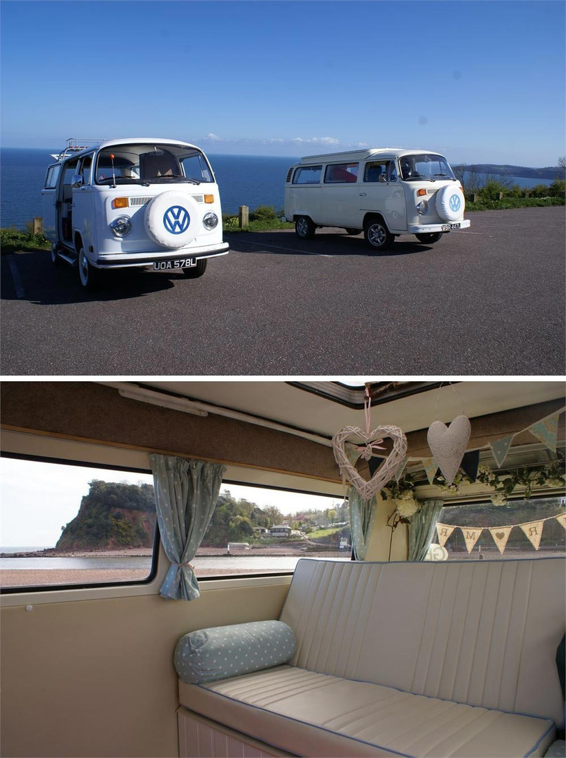 campervan-wedding-car-with-vintage-style-interior
