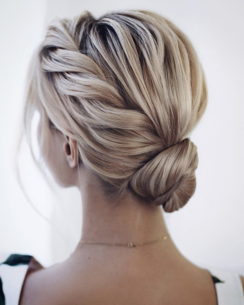 Wedding hair updo ideas 6