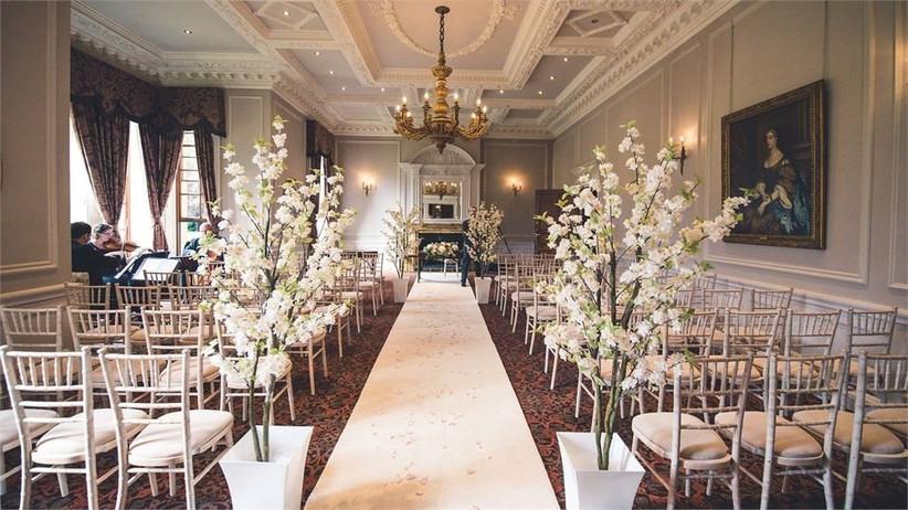 crathorne hall hotel ceremony