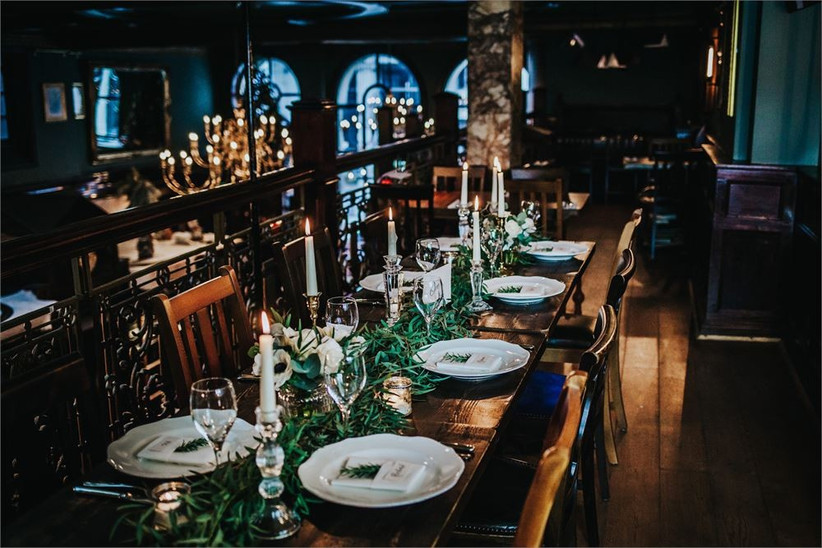 London Pub Wedding Venues The Counting House