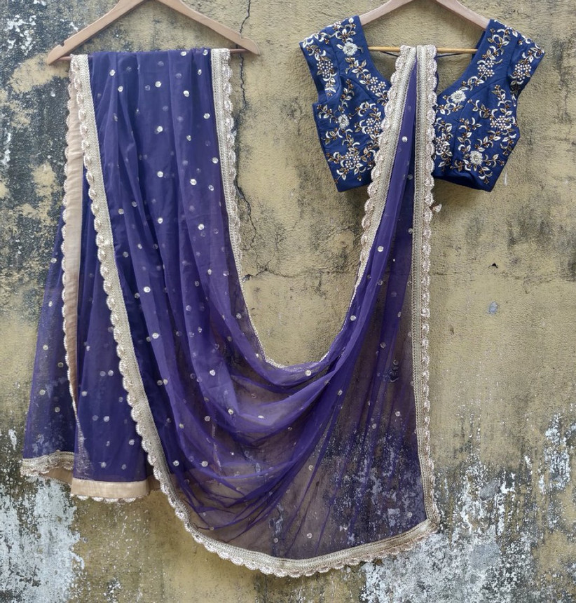 Indian wedding guest outfit 10