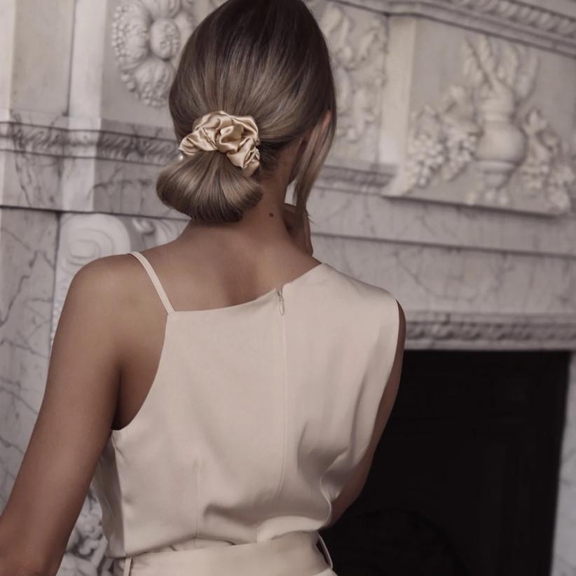 Bridesmaids hairstyles 13