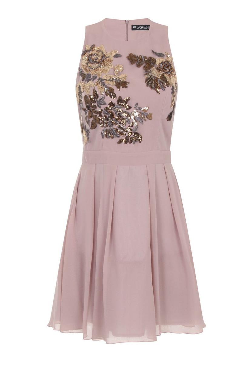 rose-gold-toned-dress-2
