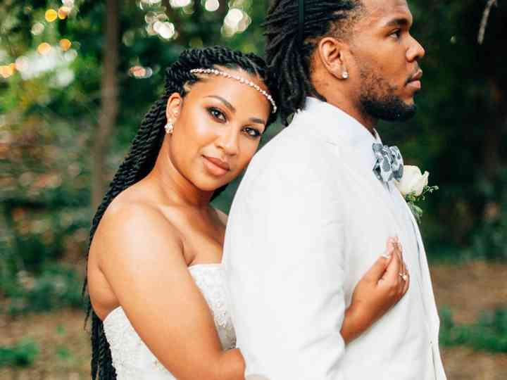 32 Wedding Hairstyle Ideas For Black Women
