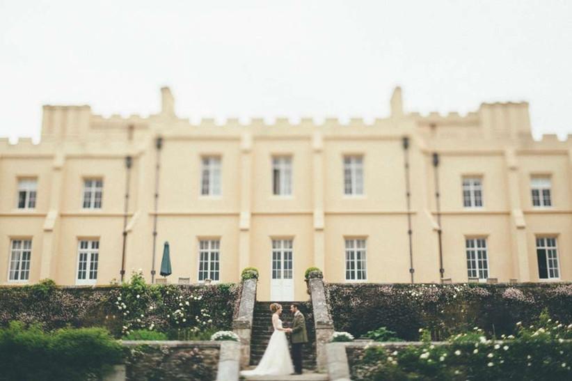 pentillie-castle
