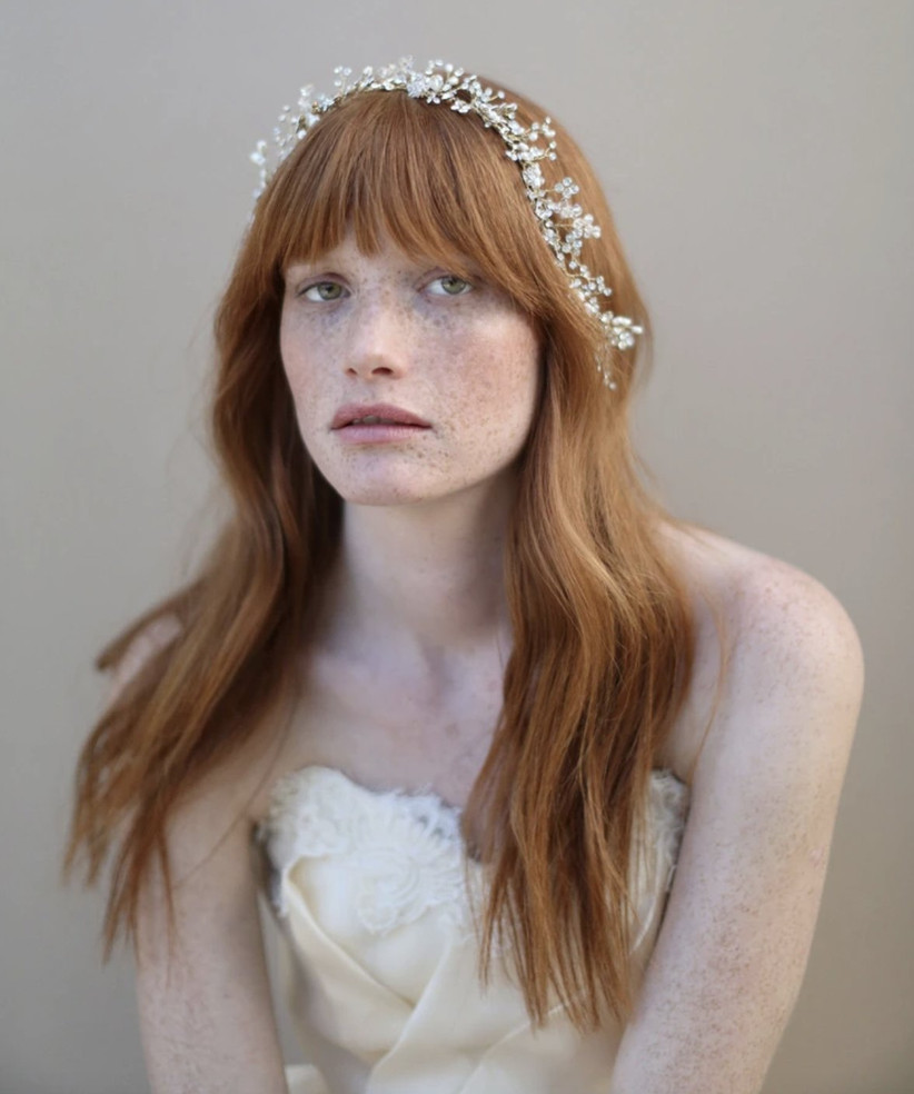 Best wedding hairstyles for long hair 29