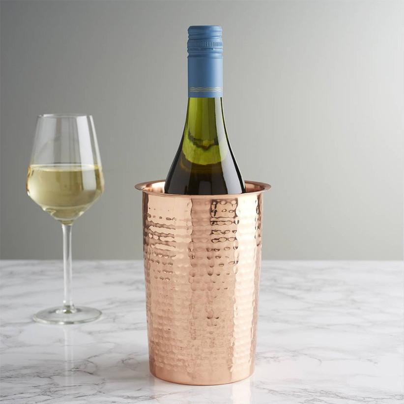copper-wine-cooler-present