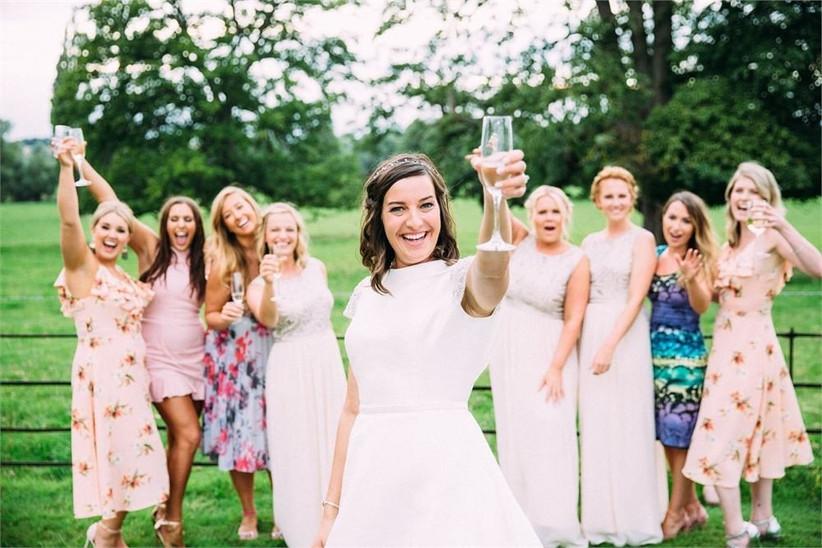 John Chapman photography wedding toasts