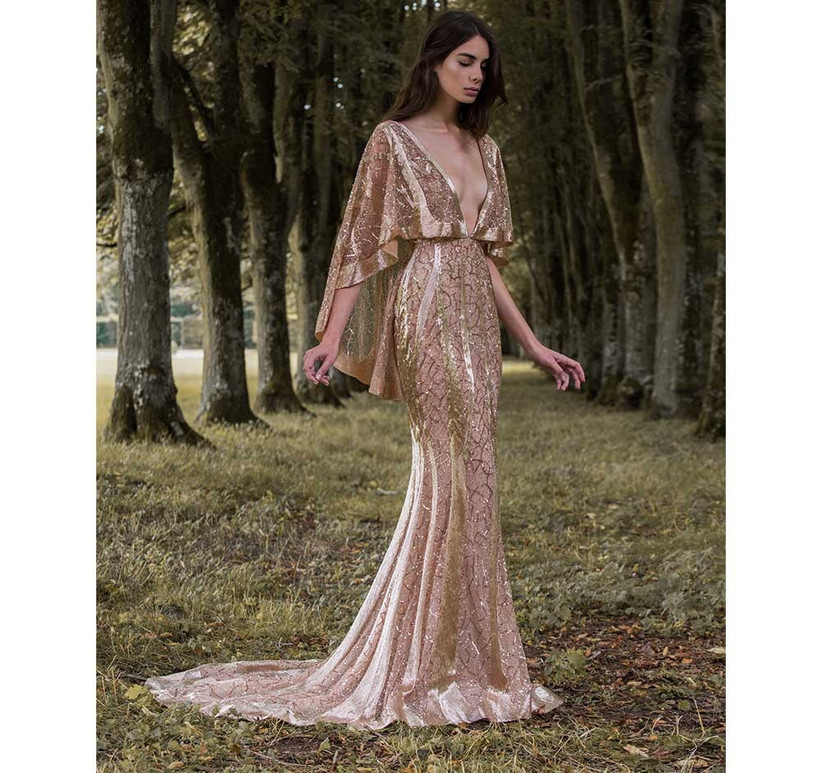 sexy-gold-wedding-dress