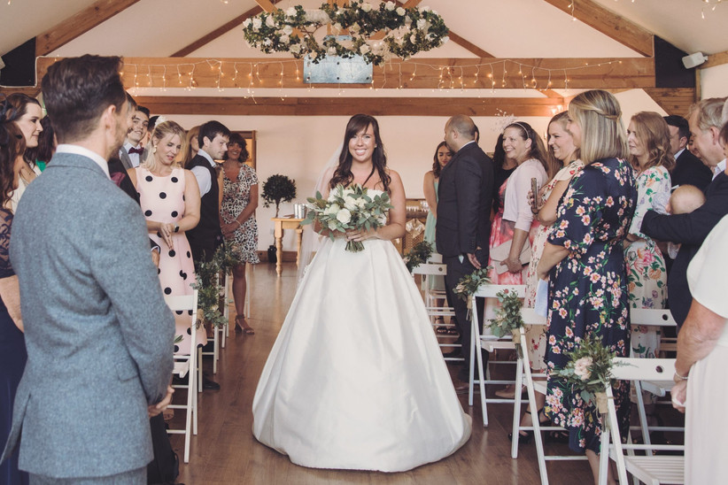Kerry and Judson - Maidens Barn