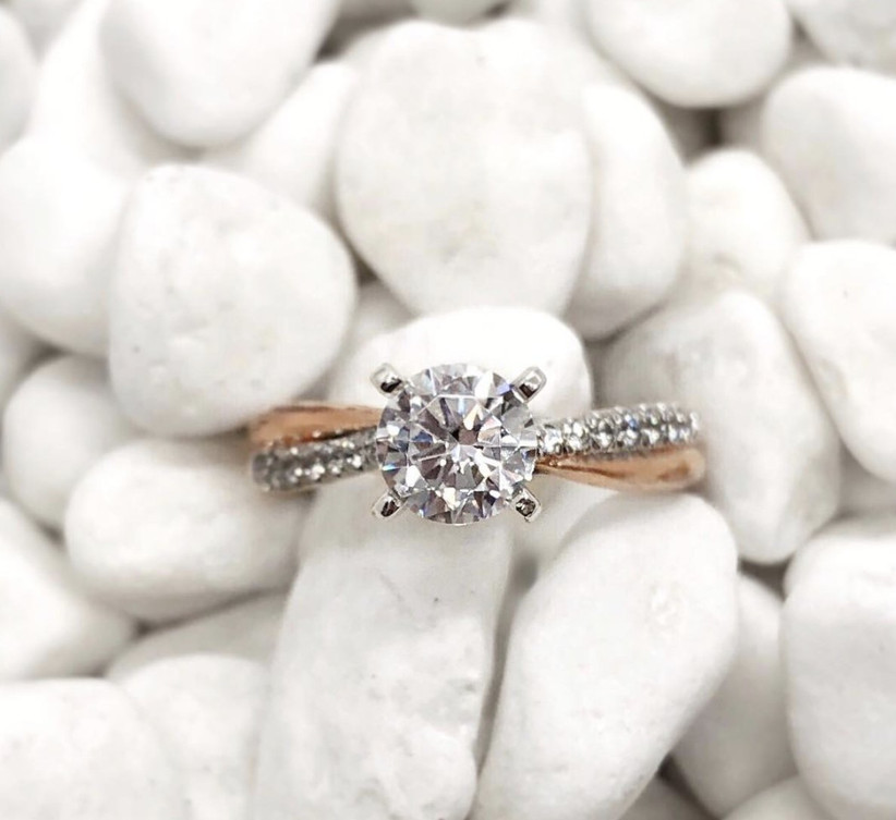 Popular engagement ring trends 2020 21