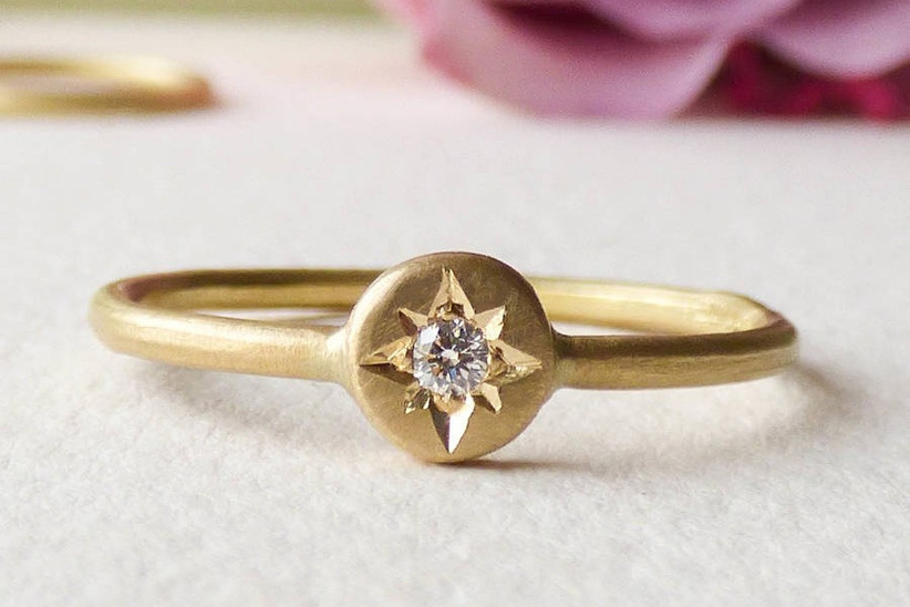 gold-star-engagement-ring