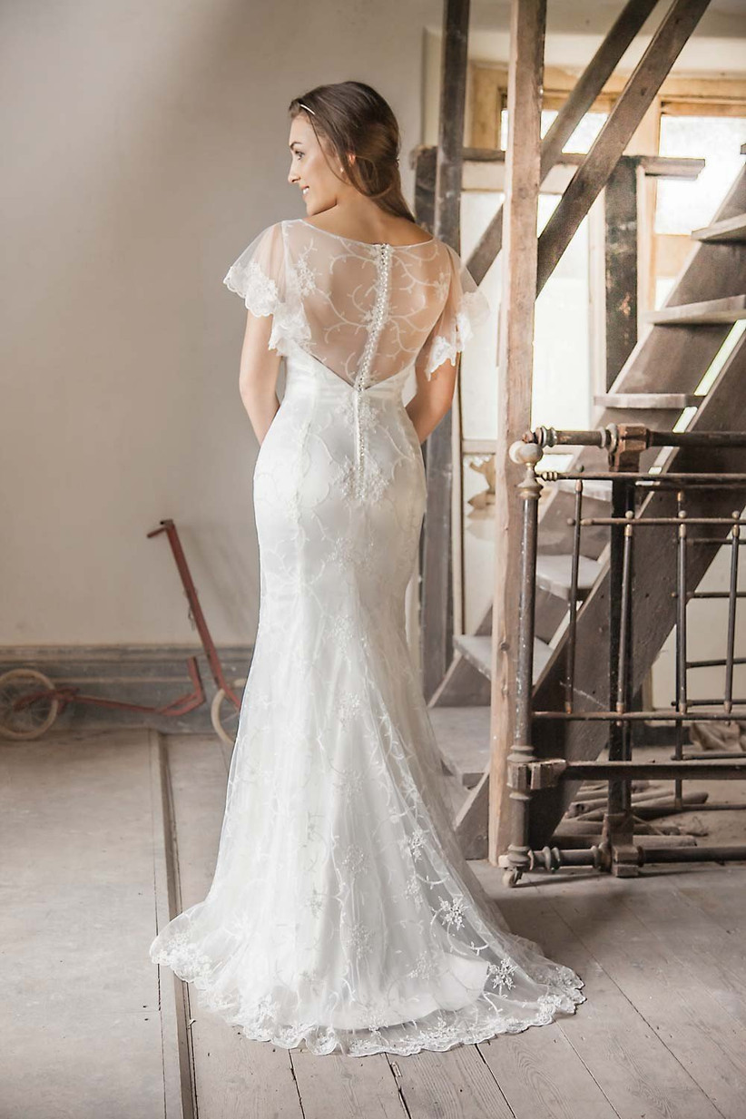 illusion-back-vintage-style-wedding-dress