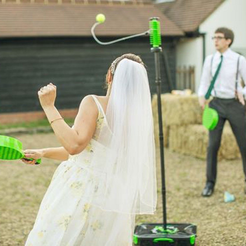 wedding games