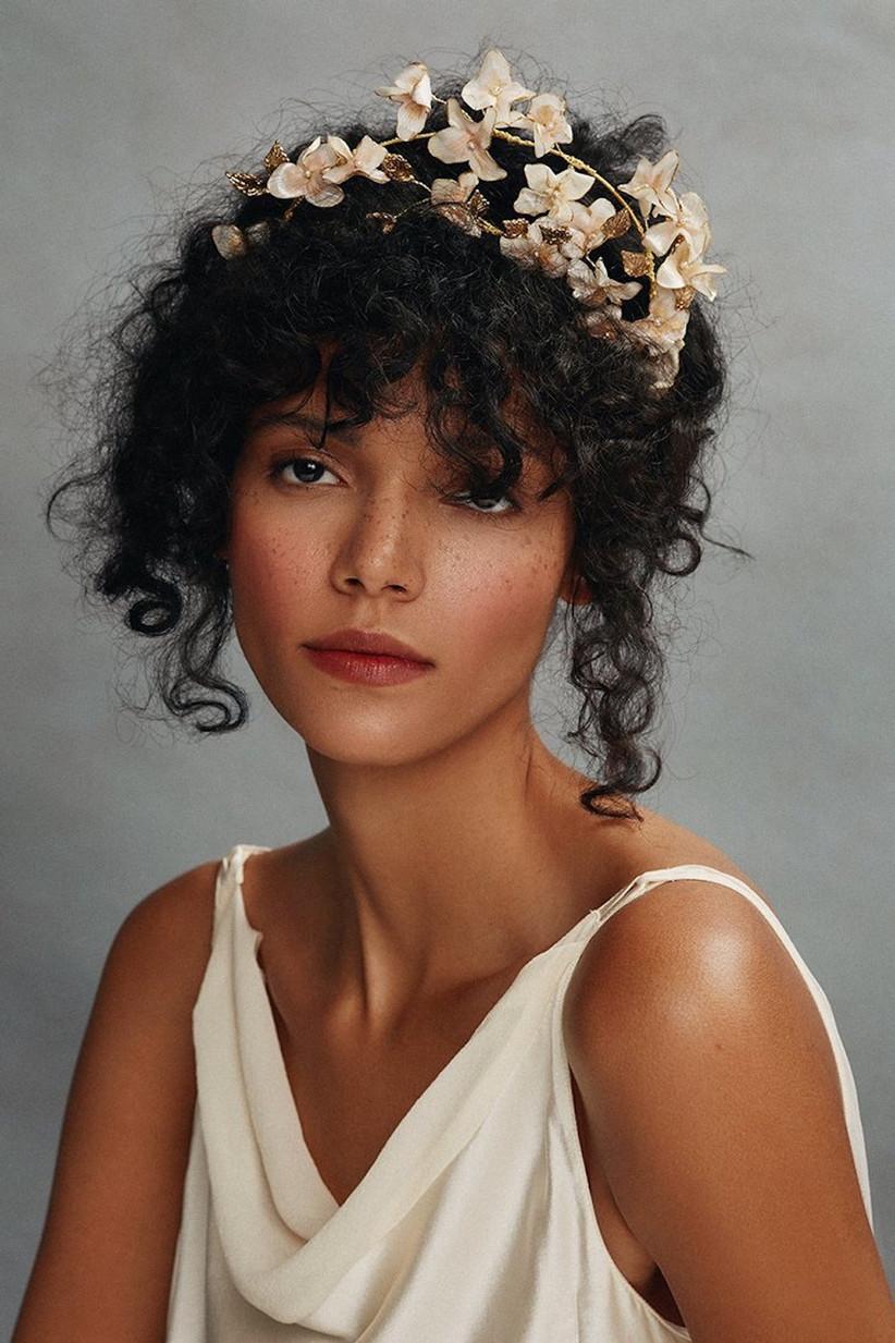 Wedding makeup ideas for Black brides 17